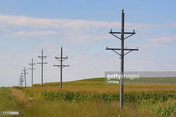 Rural Power Lines
