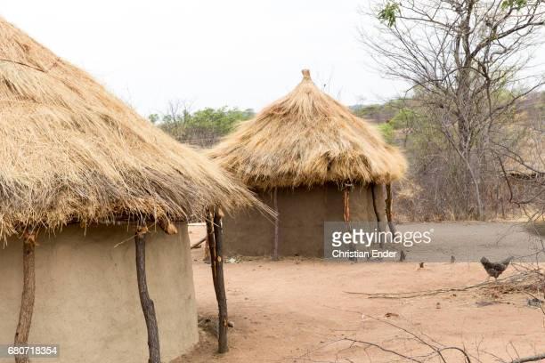 Rural roads in Zimbabwe