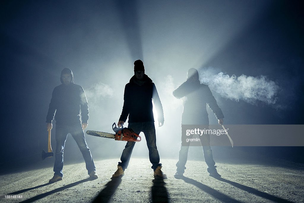 Rural roadside killers : Stock Photo