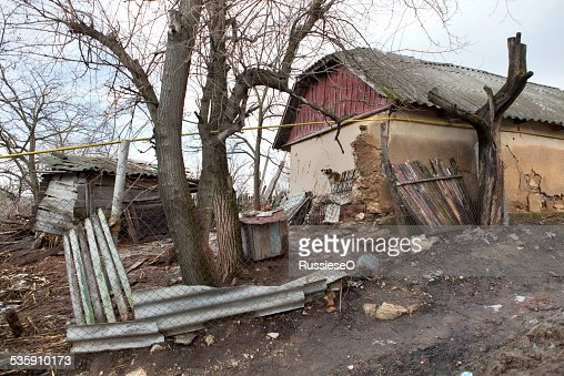 rural ruins : Stock Photo