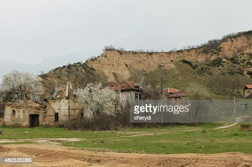 Rural scene : Stock Photo