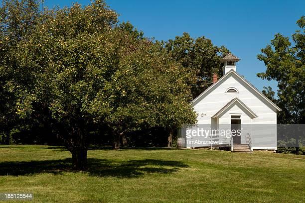 Rural Casa escolar