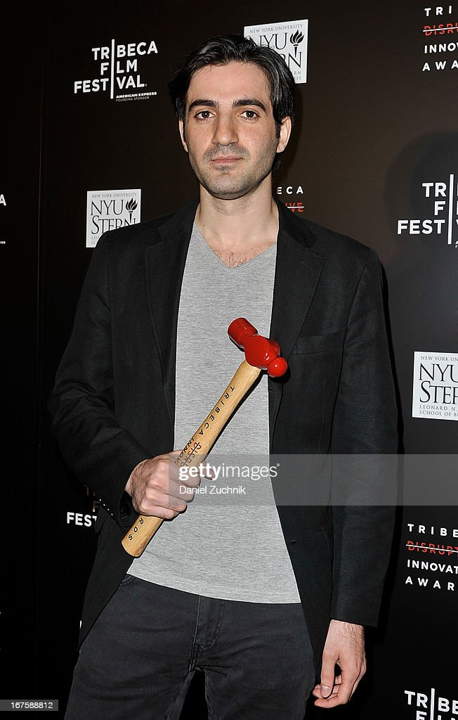 Rus Yusupov attends the 4th annual Tribeca Disruptive Innovation Awards during the 2013 Tribeca Film Festival at NYU Paulson Auditorium on April 26, 2013 in New York City.