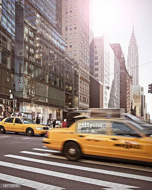 Rush in New York
