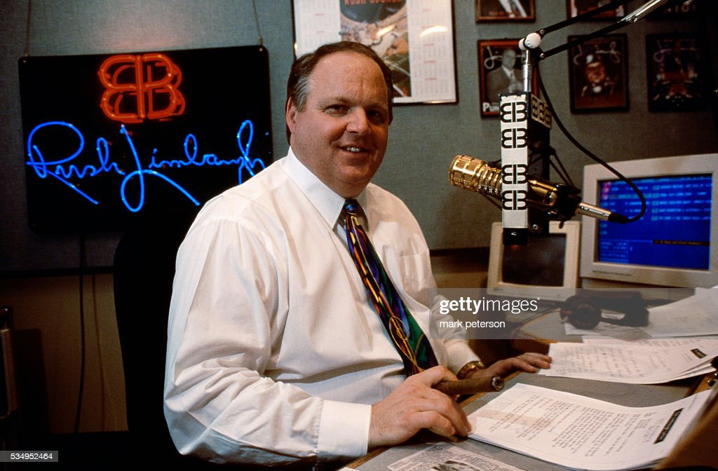 a biography of rush limbaugh a radio talk show host Talkers magazine ranked him as the greatest radio talk show host of  an unauthorized biography  the rules according to rush: the american people vs rush limbaugh.