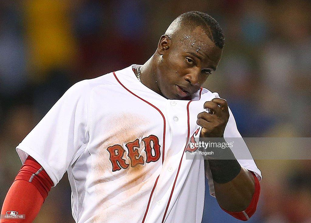 Cleveland Indians v Boston Red Sox