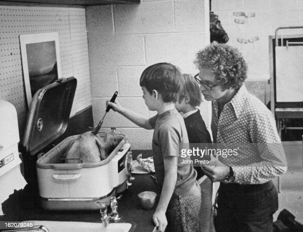 NOV 17 1972 DEC 13 1972 Russ Lofthouse Watches John Hilger George Block Baste Turkey