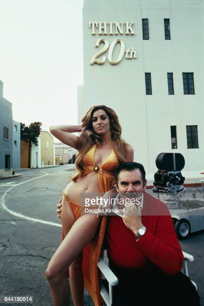 Russ Meyer and Wife Edy Williams
