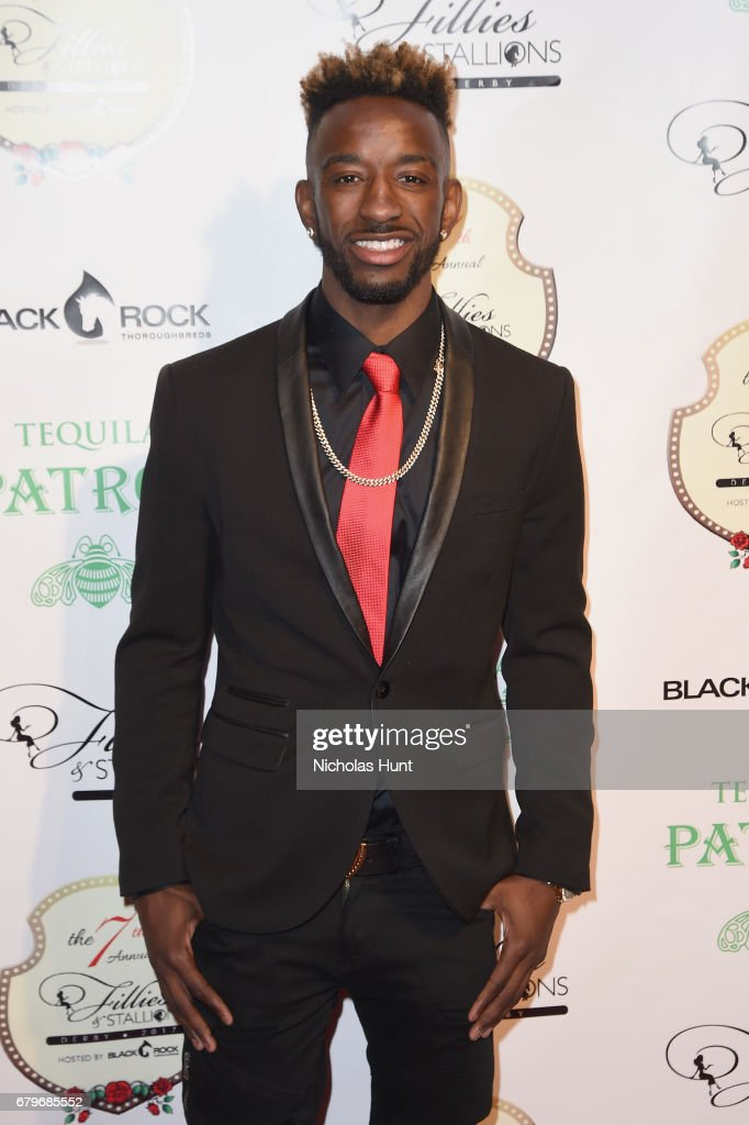 Russ Smith attends the 7th Annual Fillies & Stallions Kentucky Derby Party hosted by Black Rock Thoroughbreds and sponsored by Patron at Mellwood Arts & Entertainment Center on May 5, 2017 in Louisville, Kentucky.