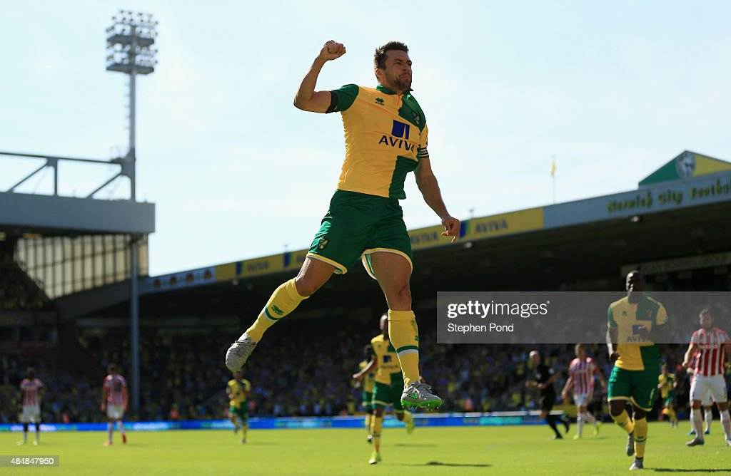Norwich City v Stoke City - Premier League