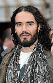 Russell Brand attends the Rock of Ages Premiere on June 10 2012 at the Odeon Cinema in London