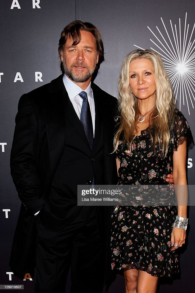 <a gi-track='captionPersonalityLinkClicked' href=/galleries/search?phrase=Russell+Crowe&family=editorial&specificpeople=202609 ng-click='$event.stopPropagation()'>Russell Crowe</a> and <a gi-track='captionPersonalityLinkClicked' href=/galleries/search?phrase=Danielle+Spencer&family=editorial&specificpeople=206916 ng-click='$event.stopPropagation()'>Danielle Spencer</a> arrive at the opening of 'The Star', formerly Star City in Pyrmont on September 15, 2011 in Sydney, Australia. The entertainment venue underwent a AUD860 million dollar renovation and expansion with 20 new bars and restaurants and new luxury retail stores.