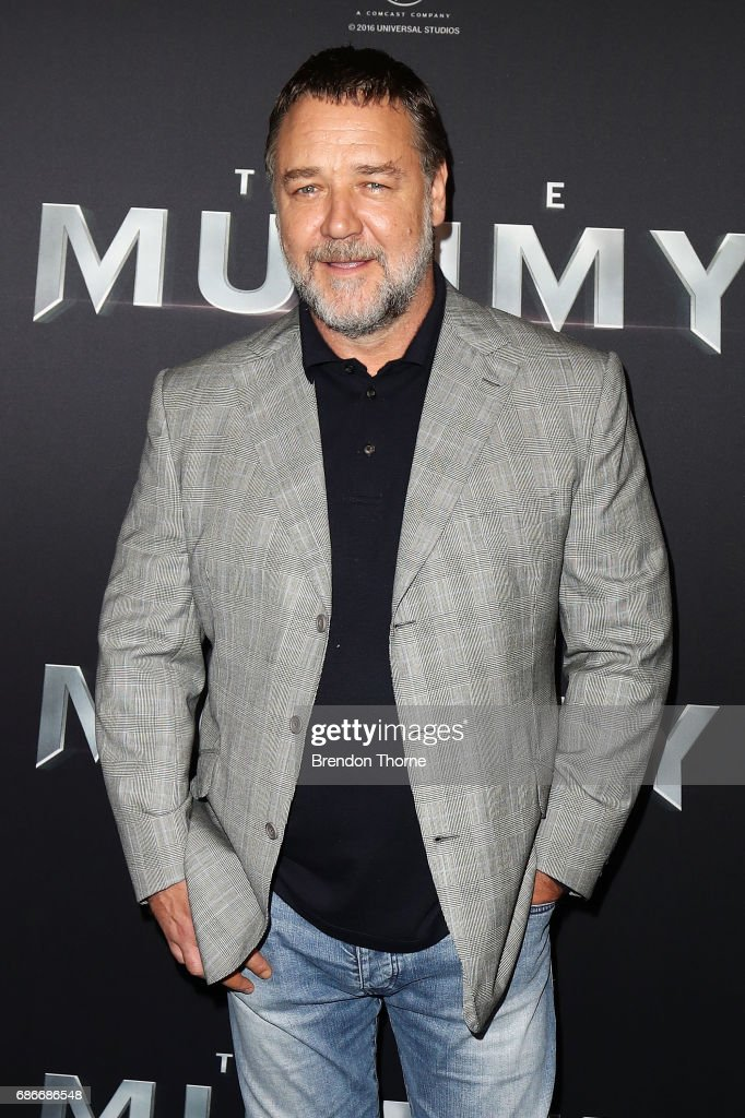 The Mummy Australian Premiere - Arrivals