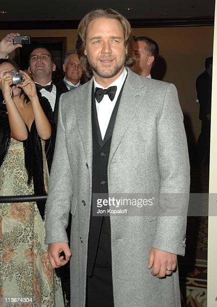 Russell Crowe during 2007 Australia Week Gala Arrivals in Los Angeles California United States
