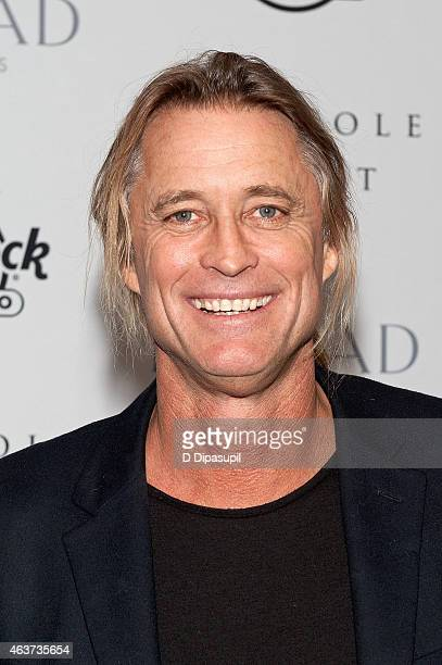 Russell James attends the'Seminole Spirit' Art Exhibition Party at Stephen Weiss Studio on February 17 2015 in New York City
