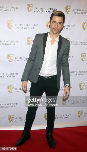 Russell Kane attending the British Academy Video Games Awards at the London Hilton Park Lane London PRESS ASSOCIATION Photo Picture date Tuesday...