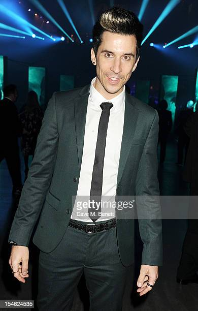Russell Kane attends an after party for the Royal World Premiere of 'Skyfall' at the Tate Modern on October 23 2012 in London England