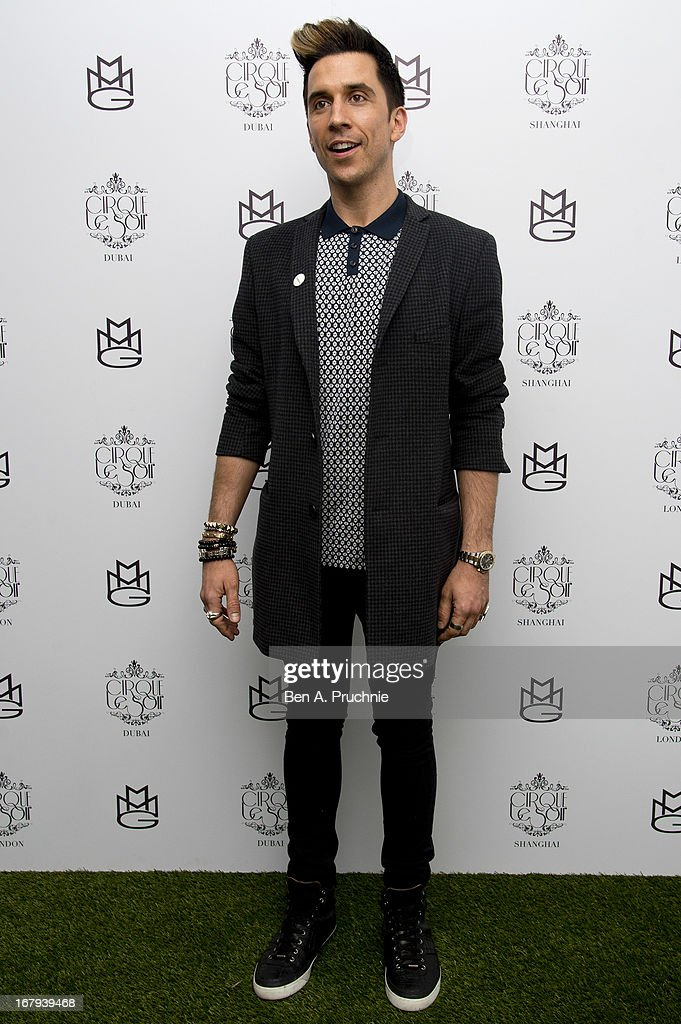 <a gi-track='captionPersonalityLinkClicked' href=/galleries/search?phrase=Russell+Kane&family=editorial&specificpeople=6213345 ng-click='$event.stopPropagation()'>Russell Kane</a> attends as the nightclub celebrates its third birthday at One Marylebone on May 2, 2013 in London, England.