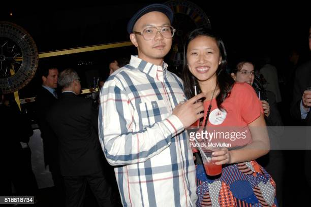 Russell Sato and Erynn Im attend LITERACY ASSOCIATES Second Annual Benefit for LITERACY PARTNERS at Carnival on April 27 2010 in New York City