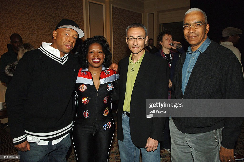 <a gi-track='captionPersonalityLinkClicked' href=/galleries/search?phrase=Russell+Simmons&family=editorial&specificpeople=202479 ng-click='$event.stopPropagation()'>Russell Simmons</a>, Adele Givens, <a gi-track='captionPersonalityLinkClicked' href=/galleries/search?phrase=John+Podesta&family=editorial&specificpeople=209397 ng-click='$event.stopPropagation()'>John Podesta</a> and Stan Lathan