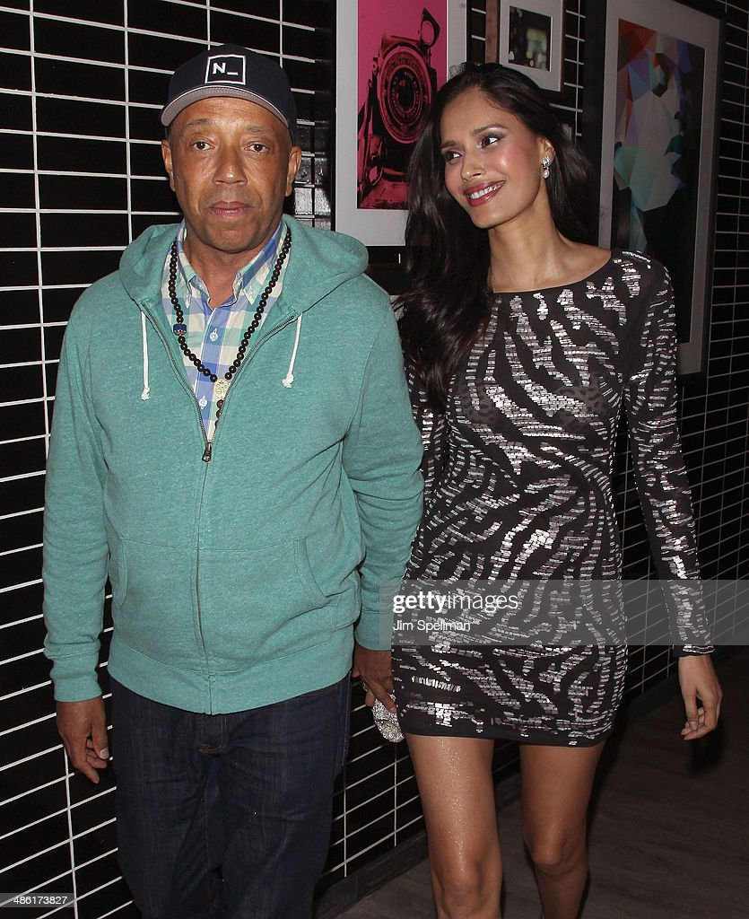 <a gi-track='captionPersonalityLinkClicked' href=/galleries/search?phrase=Russell+Simmons&family=editorial&specificpeople=202479 ng-click='$event.stopPropagation()'>Russell Simmons</a> and guest attend the A24 and The Cinema Society premiere of 'Locke' after party at The Skylark on April 22, 2014 in New York City.