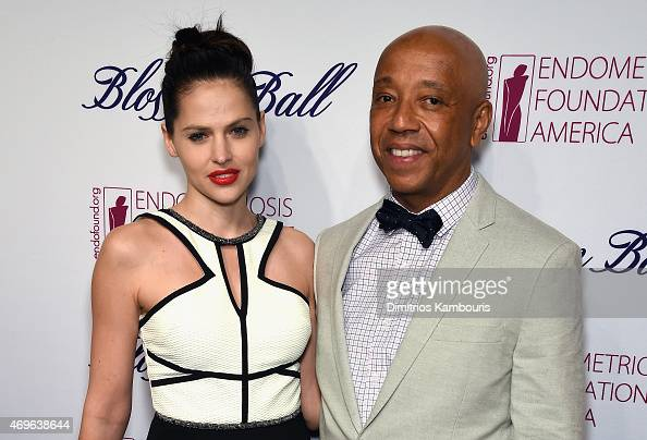 Russell Simmons attends the 7th Annual Blossom Ball Benefiting The Endometriosis Foundation Of America Hosted By EFA Founders Padma Lakshmi And Tamer...