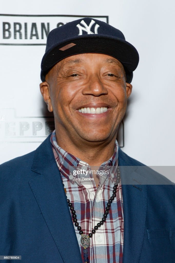 Russell Simmons attends The Imagine Ball at The Peppermint Club on October 12, 2017 in Los Angeles, California.