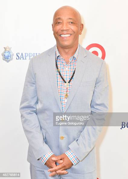 Russell Simmons attends the Russell Simmons' Rush Philanthropic Arts Foundation15th Annual ART FOR LIFE Benefit Sponsored By BOMBAY SAPPHIRE Gin at...