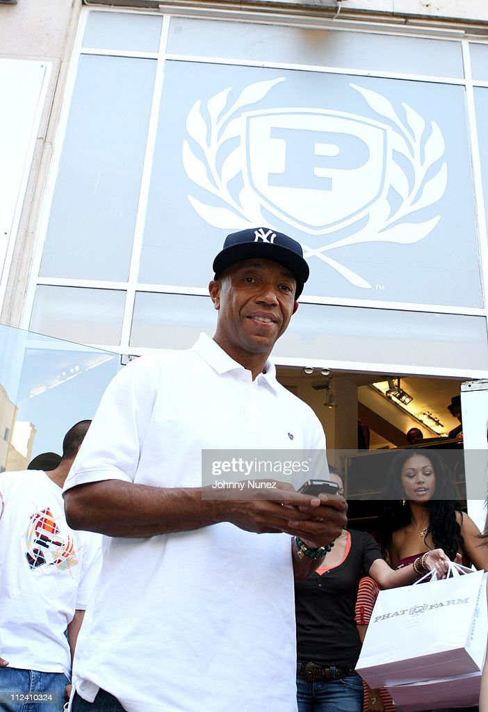 Madrid Grand Opening of Phat Farm and Baby Phat Store - May 10, 2007