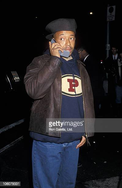 Russell Simmons during The 36th Annual GRAMMY Awards After Party Hosted by RCABMG at Rockefeller Center in New York City New York United States
