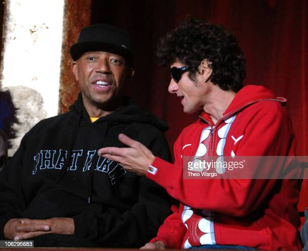 Russell Simmons Honoree and Mike D of the Beastie Boys Honoree