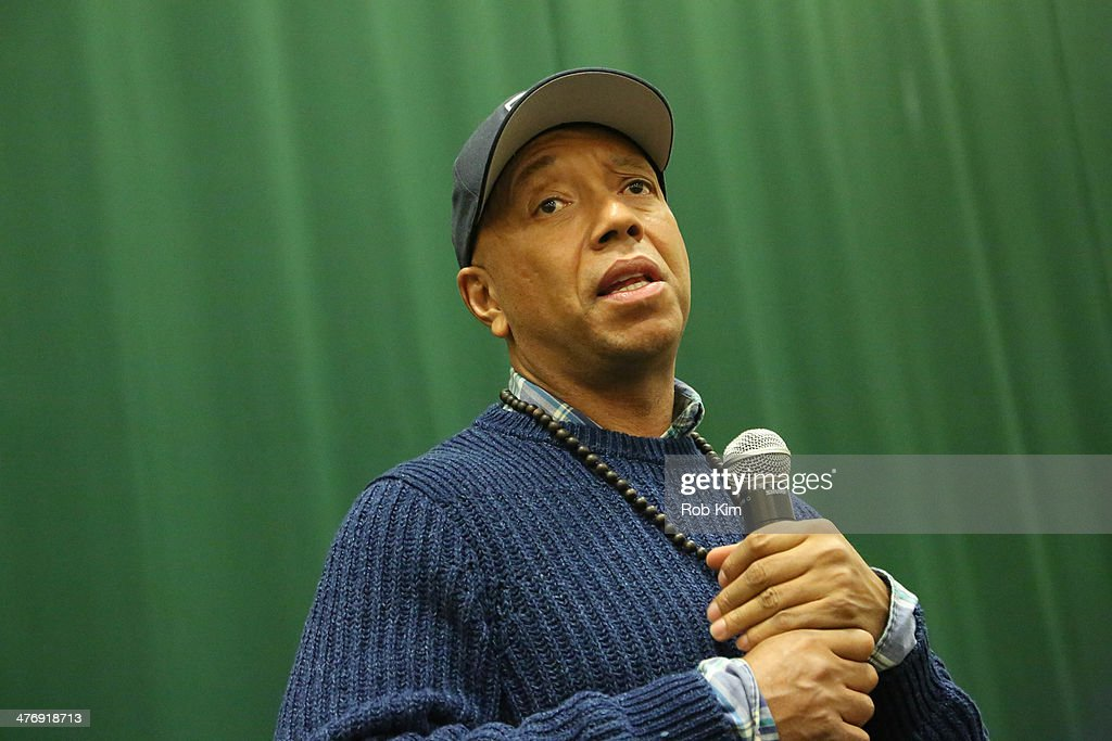"Russell Simmons ""Success Through Stillness: Meditation Made Simple"""