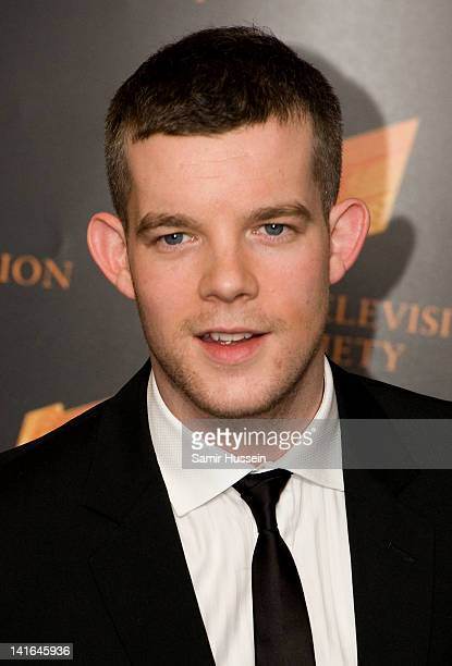 Russell Tovey arrives for the RTS Programme Awards 2012 at the Grosvenor House Hotel on March 20 2012 in London England