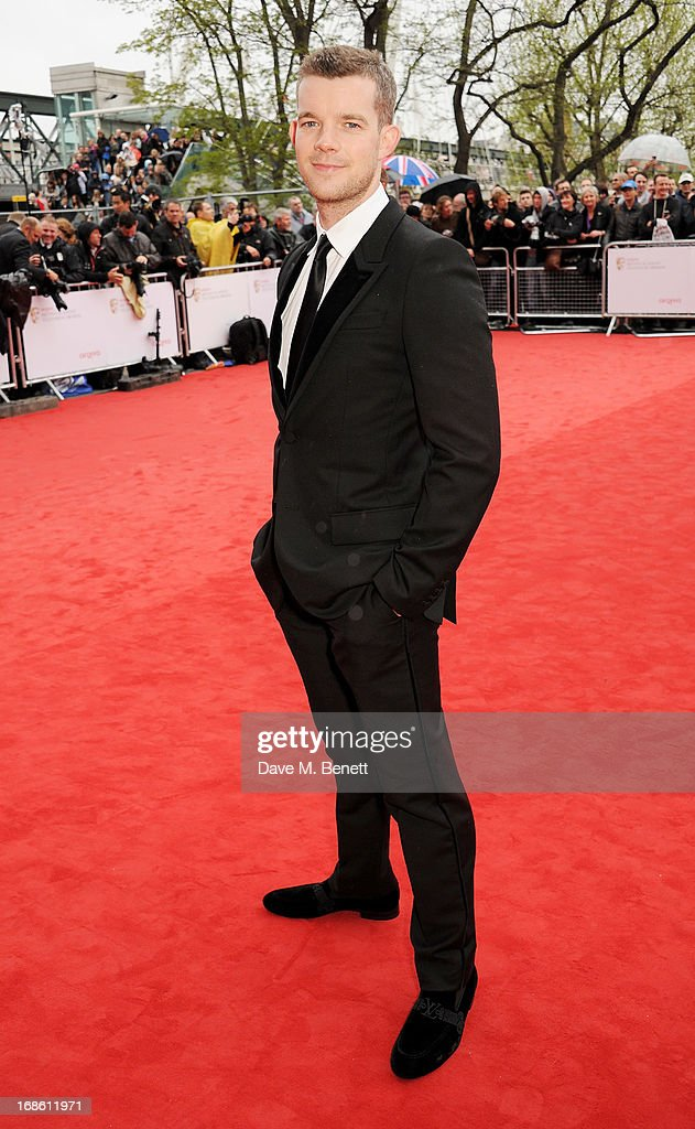 Russell Tovey attends the Arqiva British Academy Television Awards 2013 at the Royal Festival Hall on May 12, 2013 in London, England.