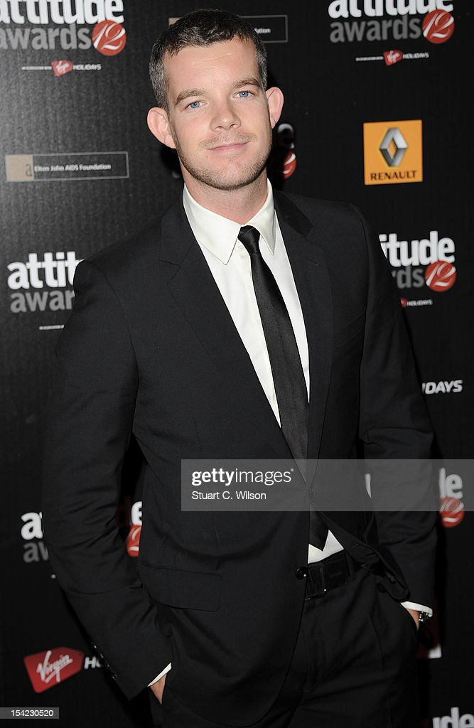 Russell Tovey attends the Attitude Magazine Awards at One Mayfair on October 16, 2012 in London, England.