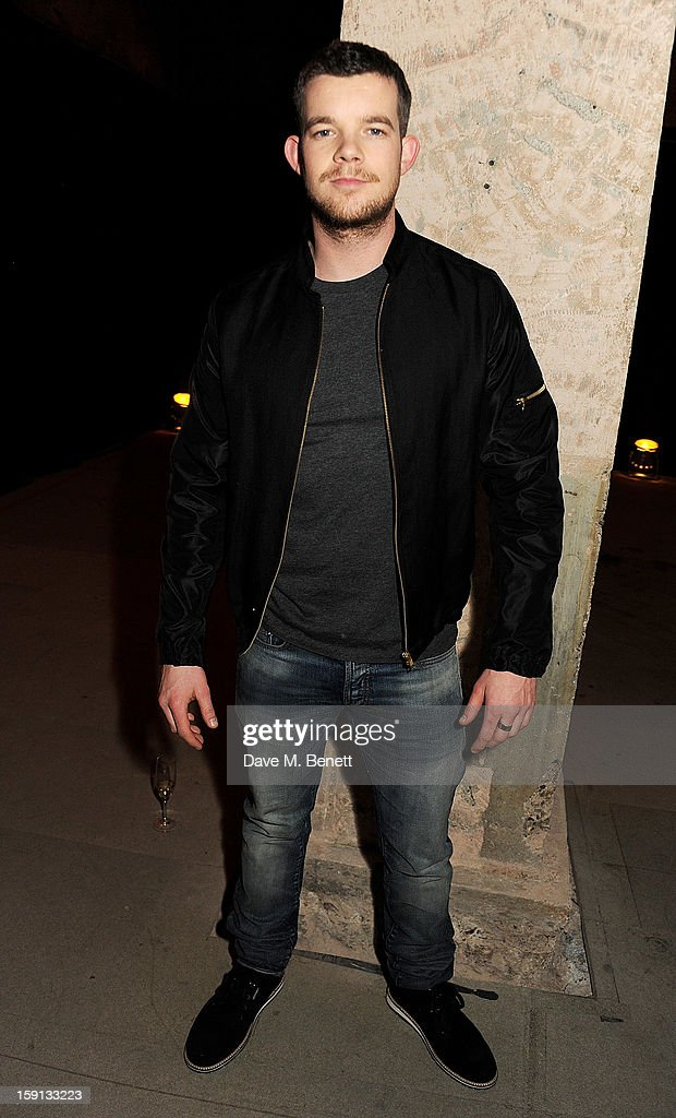 Russell Tovey attends the Jonathan Saunders, Fantastic Man and Selfridges London Collections: MEN AW13 dinner at The Old Selfridges Hotel on January 8, 2013 in London, England.