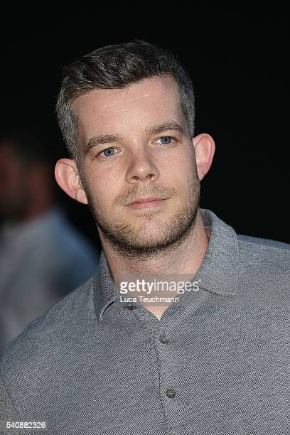 Russell Tovey attends the Tate Modern opening party at Tate Modern on June 16 2016 in London England