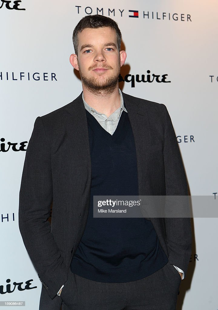 Russell Tovey attends the Tommy Hilfiger & Esquire event at the London Collections: MEN AW13 at on January 7, 2013 in London, England.