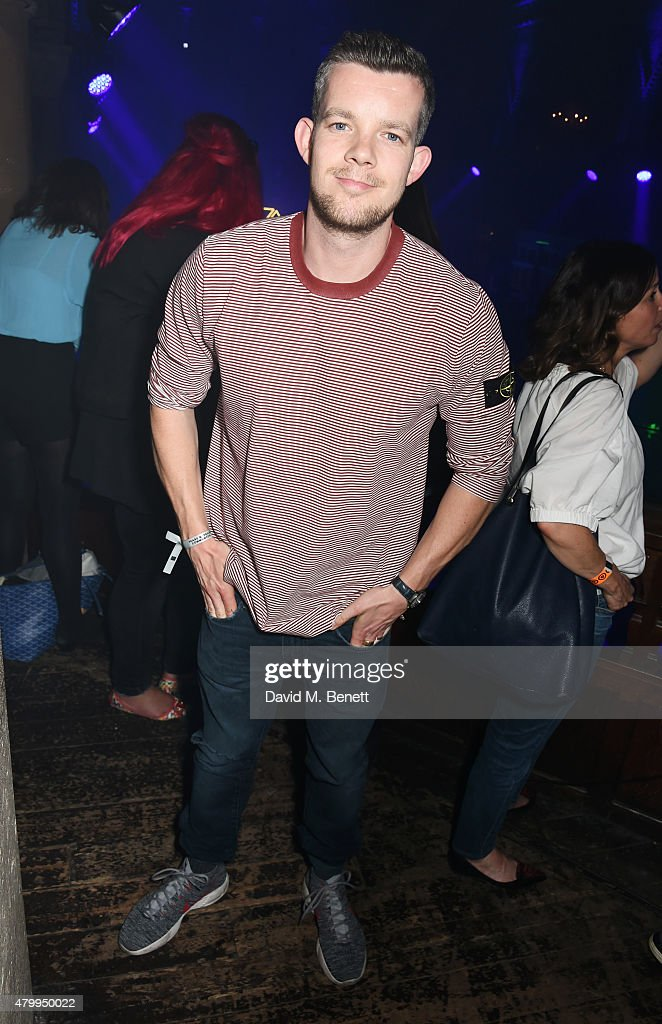 Russell Tovey attends the Years Years VIP album launch party in association with ASOS at One Mayfair on July 8 2015 in London England