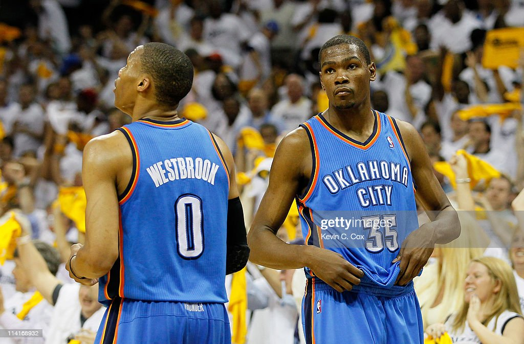 Oklahoma City Thunder v Memphis Grizzlies - Game Six