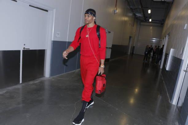 Photos et images de Oklahoma City Thunder v Sacramento Kings