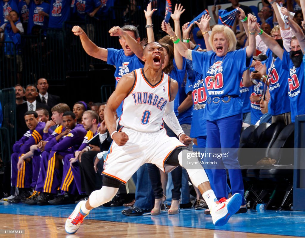 russell westbrook stock photos and pictures getty images