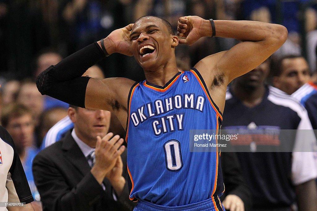 Oklahoma City Thunder v Dallas Mavericks - Game Five