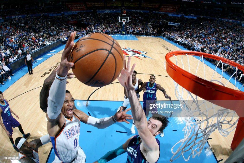 Charlotte Hornets v Oklahoma City Thunder