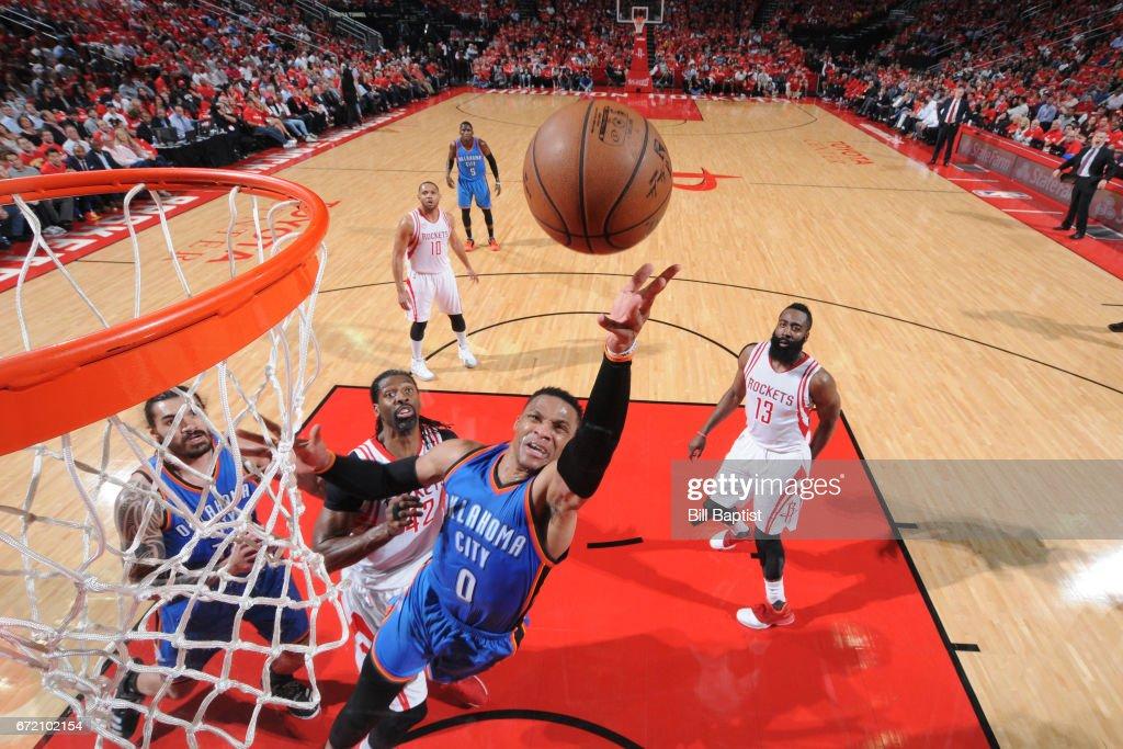 Russell Westbrook Named NBA MVP