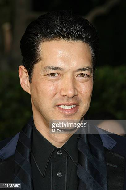Russell Wong during 2007 AZN Asian Excellence Awards Arrivals at Royce Hall UCLA Campus in Westwood California United States