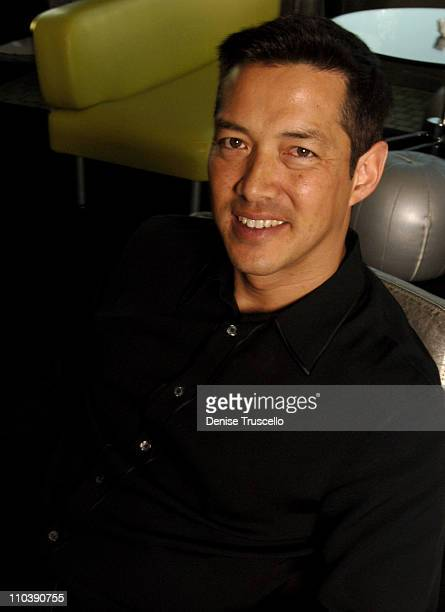 Russell Wong during CineVegas Film Festival 2005 'Inside Out' Portraits at Ghostbart in Las Vegas Nevada United States