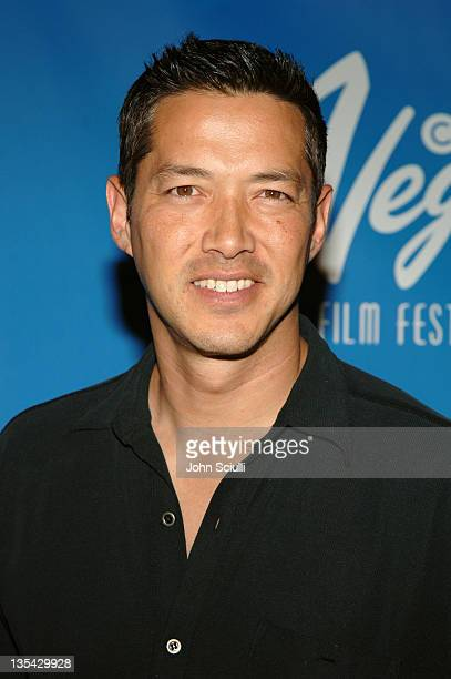 Russell Wong during CineVegas Film Festival 2005 Vegas Magazine Second Anniversary Party Day 2 at Whiskey Beach at Green Valley Ranch in Las Vegas...