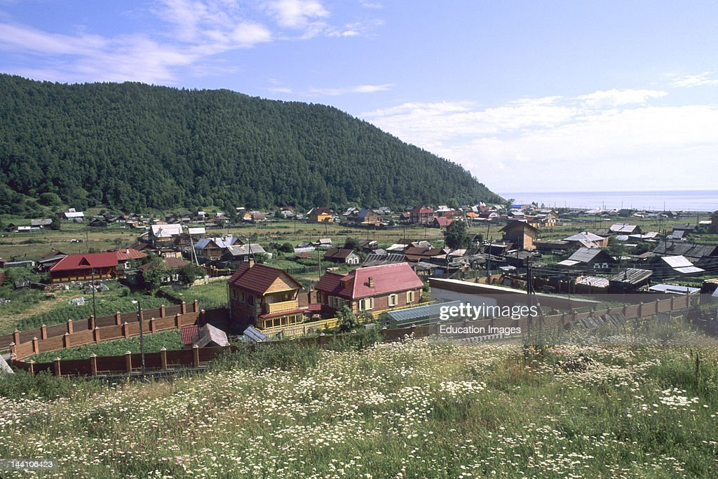 Listvyanka Russia  city photos : Listvyanka Village Stock Photos and Pictures | Getty Images