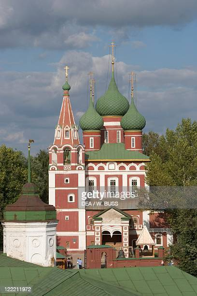 Russia Yaroslavl church of Saint Michael Archangel exterior
